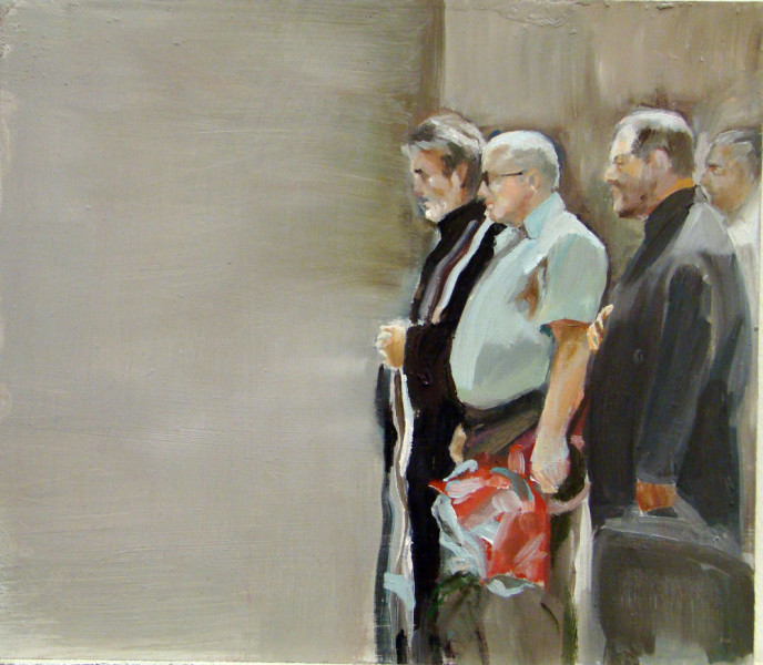 2010 oil on canvas, 9 x 12 inches